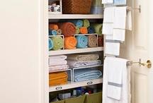 Let's get organized / by Bonnie Oscarson