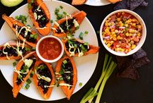 Vegetarian Meals and Snacks