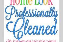 Helpful Hints Around The Home / Tips to help you around the home = cleaning, organizing, cooking