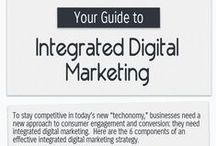 Digital Marketing / eMarketing, Digital Marketing, interactive, inbound marketing curated by @theWebChef / by the Web Chef