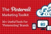 Social - Pinterest / Infographics, articles, eBooks, videos about Pinterest #pinterest #visualassets