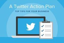 Social - Twitter / Resources, infographics, articles, videos about Twitter curated by @theWebChef