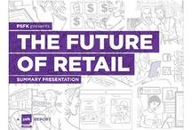 Retailing - Innovation / Innovations in retailing - technology, merchandising, supply chain management