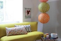 para mi casa / Objects I like for home <3  / by Maria Lerena