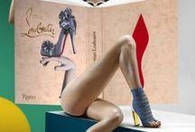 Retailing - Visual Merchandising / Retail visual merchandising - windows, mannequins, displays, signage, colors
