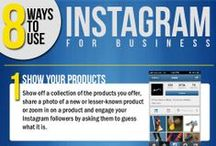 Social - Instagram / Infographics, articles' resources about Instagram,  mobile video sharing, visual storytelling