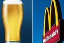 Retailer - McDonald's / Advertising, Promotion, Packaging, Strategy, Store Design for McDonald's, social media #qsr