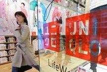 Retailer - Uniqlo / News about Japanese fast fashion retailer Uniqlo