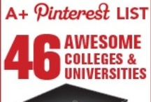 Colleges and Universities on Pinterest