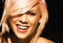 """P!nk!!! / P!nk you are my favorite artist ever!! I just went to her """"Truth about Love"""" tour tonight 11/8/13 AH-Maz-ing!!! / by Kate The Great"""