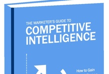 Competitive Intelligence / Competitive Intelligence, Market intelligence, strategic planning / by the Web Chef