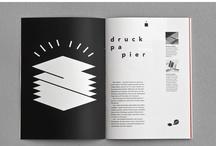 Layout - Print / Print design layout