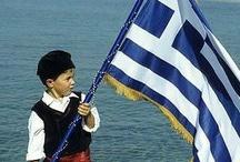 Ελλάδα / 10 beautiful years in  wonderful Greece is such a great part of my life! / by Anna Verchenko