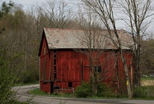 Red Barns USA / by Camille Reiner / Red Barn Estates & Perfectly Posh Ind. Con.