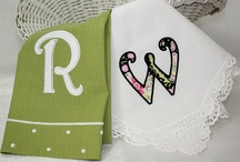 Embroidery Designs Featured On Our Blanks!