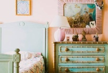 Rooms ♦ Little Girls Bedrooms