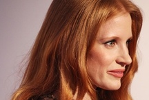 Jessica Chastain! / Another Girl Crush! She's super hot! / by Kate The Great