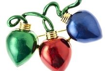 Christmas Time Is Here, Jewelry / by Cindy Pokladnik