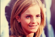 Emma Watson! / She's going to be a Hollywood icon just like Elizabeth or Marilyn!  / by Kate The Great