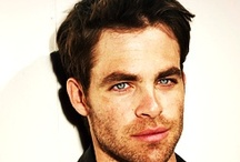 Chris Pine / by Kate The Great