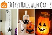 Halloween Decorations / Halloween inspiration for Food and Decorations