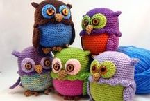 """ooo ooo OWLS"" / Everytype of Owl.  I Love Owls!"