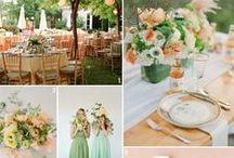 Bodas y Colores/ Wedding colors / Bodas de colores, wedding colors