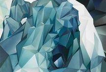 Geometria and digital manipulation / Art. Sacred. Mystical.