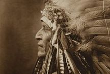 "American Natives and Culture / ""What is life? It is the flash of a firefly in the night. It is the breath of a buffalo in the wintertime. It is the little shadow which runs across the grass and loses itself in the sunset."" - Eagle Chief (Letakos-Lesa) Pawnee"