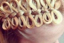 Rachel's fairies and hair
