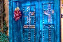 Thresholds...Doorways