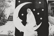 J+M / Wedding dreams and celestial things...