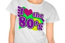* 80's COSTUME IDEAS * / Need a great last-minute 80s costume? / by Zazzle