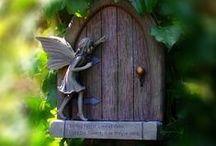 Fairy Doors....