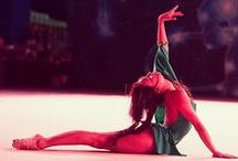 Aerial Hoop, Silks & Dance / Танцы, позы, хореография