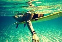 Sand and Sea / пляжный отдых
