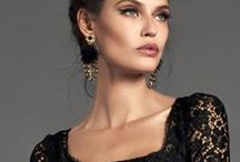 Dolce & Gabbana style / Dolce & Gabbana fashion and accessories + stylishly similar things