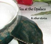 Tea at the Opalaco and other stories / A collection of short stories by playwright Jane Lockyer Willis. http://tslbooks.uk/authors/jane-lockyer-willis/