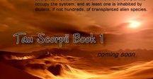 My Novels - Tau Scorpii Book 1 / My Novels