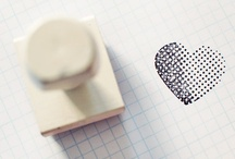 stamp love / by Ciera Design Studio
