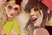 illustration / by Ciera Design Studio