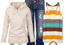 My wardrobe wishlist.