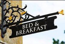 ~Bed & Breakfast~ / by Lori