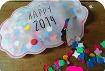 New Year's Eve Crafts & Treats for Kids
