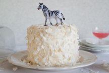 Cakes / by Cheryl Kirkton