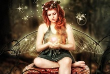 Wings -N- Things  / I do believe in Fairys I do ... / by Melody Hayden