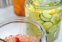 Non-Alcohoic Drinks / by Claudia Barnett