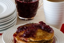 Breakfast Ideas / by Claudia Barnett