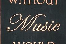 Music  / by Claudia Barnett