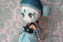 my Blythe creations / Blythe wear I make for my shop: www.littledear.etsy.com / by Aimee Ray